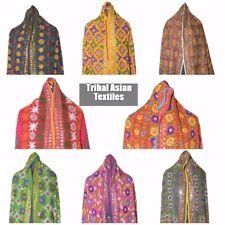 Phulkari Bagh Embroidered Dupatta / Scarf/ Stole/ Chunni Wholesale Lot 10 Pieces