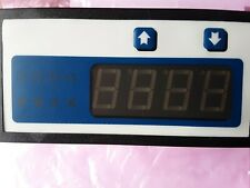 Digital Panel Meter, AC Current, 0-5 AC A
