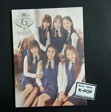 "KPOP GFRIEND GIRL FRIEND 3RD MINI ALBUM ""SNOWFLAKE"" ( CD + PHOTOBOOK )"