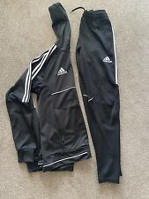 adidas tracksuit Top And Bottoms Small