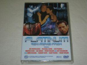 Platinum - Ten Movie Pack - Brand New & Sealed - Region 4 - DVD