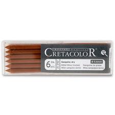 Cretacolor Artist Lead Sanguine Dry 6/Pack