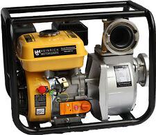 Benzin Motorpumpe Storz-B Gartenpumpe Teichpumpe Bootspumpe Kreiselpumpe BWP-30