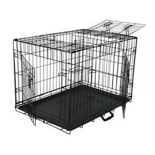 Go Pet Club TD-30 Gopetclub 3-Door Metal Pet Crate, 30-Inch NEW