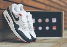 Nike AIR MAX 1 V SP PATCH PACK  UK 9 WHITE/UNI RED OG