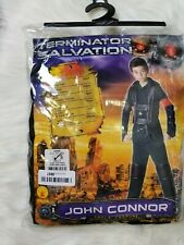 Terminatorvie John Connor Kids Halloween Costume Boys Child Large (8-10 years)