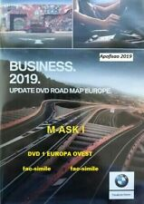 BMW ROAD MAP EUROPE BUSINESS 2019 DVD1 EUROPA OVEST  (M-ASK I)