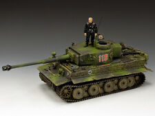 "KING & COUNTRY WS311 WWII ""KARL OTTO'S TIGER 1""  ""KELLY'S HEROES'  NEW 2015 MIB!"