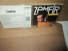ZAMFIR - GREATEST HITS 1990 cd Panflute 10 songs MINT