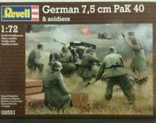 Revell 1/72 scale German 7.5cm PaK 40