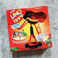 2009 Uno Tippo Game by Mattel Never Played FREE SHIPPING Discontinued
