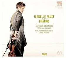 Isabelle Faust plays Brahms / Isabelle Faust | Alexander