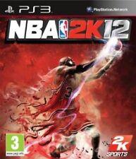 NBA 2K12               -----   pour PS3 / BE