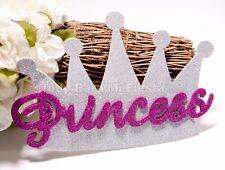 Princess Crown Party Favors Princess Decoration Princesa Decoracion Princesa Cor