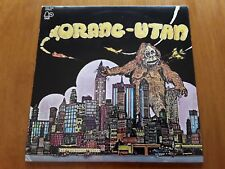ORANG-UTAN s/t (BELL 6054) 1971 UK HARD ROCK. U.S. ONLY ORIGINAL LP RAREST PROMO