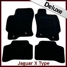 JAGUAR X-Type 2.0L /& 2.2L 2001-2010 driver su misura auto tappetino singolo