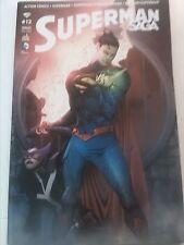 DC,SAGA,SUPERMAN,12,URBAN COMICS,neuf,décembre 2014,dispo