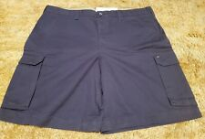 Tommy Hilfiger Men's Cargo Shorts Size W 40 Navy Blue NWT