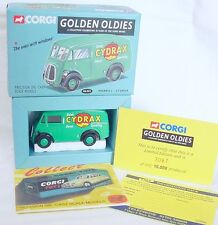Corgi Toys Golden Oldies 1:43 MORRIS J Van CYDRAX Delivery Truck Car 06201 MB`96