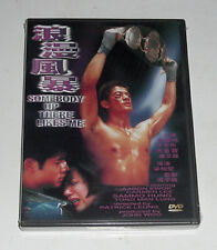 "Aaron Kwok ""Somebody Up There Likes Me"" Carman Lee HK Universe Laser OOP DVD"
