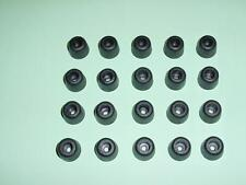 New listing 20 Small Audio Feet (Nos - made in Usa) ideal for Marantz, Fisher, Scott, Sansui