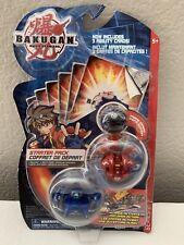 NEW IN PACKAGE BAKUGAN BATTLE BRAWLERS STARTER PACK SERIES 2 2008 RARE