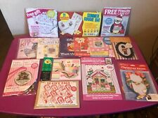 14 Cross Stitch Crazy CrossStitcher Free Gifts Cross Stitch Kits Christmas