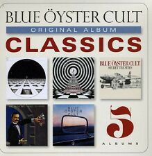 Blue yster Cult - Original Album Classics #2 [New CD] Boxed Set