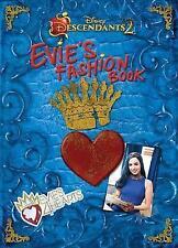 Descendants 2 Evie's Fashion Book by Disney Book Group (Hardback, 2017)