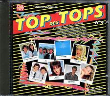TOP DES TOPS VOLUME 4 - CD COMPILATION 1988  [589]