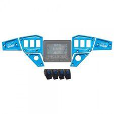 Billet Aluminum Dash Panels RZR Polaris Razor xp Blue 1000xp USA SxS 6 Piece