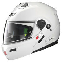 CASCO MODULARE GREX G9.1 EVOLVE KINETIC N-COM 24 - Metal White TAGLIA XS
