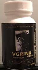 SEX PILL VGRINX SUPER  HARD , LAST LONGER!!! ONE BOTTLE (30 CAPSULES)