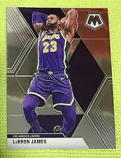 2019-20 Panini Mosaic #8 LeBron James