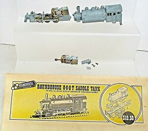 MDC 0-6-0 YARD HOG SWITCHER FOR PARTS/PROJECT-HO SCALE-OLD METAL MODEL