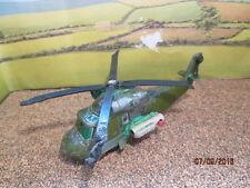 MATCHBOX BATTLEKINGS MODEL OF K-118 HELICOPTER FOR SOME RESTORATION
