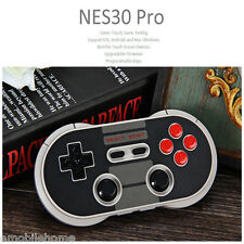8 Bitdo NES30 Pro Wireless Bluetooth Gamepad Game Controller for iOS Android PC