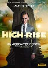 New: HIGH-RISE [Tom Hiddleston] DVD