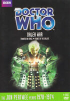 DOCTOR WHO - DALEK WAR (FRONTIER IN SPACE / PLANET OF THE DALEKS) (JON PER (DVD)