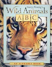 Wild Animals ABC Alphabet Book by Gary Fleming (Paperback, 2005)