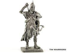 Scythian archer, 5BC Tin toy soldiers. 54mm miniature figurine. metal sculpture