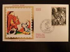 FRANCE PREMIER JOUR FDC YVERT 2265   GUSTAVE DORE   4F  STRASBOURG  1983