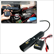 Automotive Cable Wire Tracker Tester Car Tracer Finder EM415Pro Professional