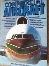 ENCYCLOPEDIA OF COMMERCIAL AIRCRAFT, BEST SELLER,PLANES ,TECHNOLOGY,DIRECTORY