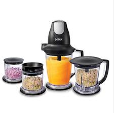 Ninja QB1005 Pro Master Prep Pulse Blender & Food Processor (Refurbished)