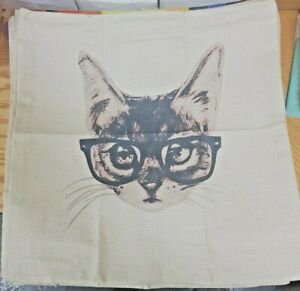 22 x Cute Mix Pet Print Cotton Linen Home Decor Case Cushion Cover CLEARANCE