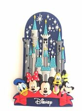 Disney Castle Magnet Mickey Mouse and Friends Brand New