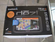 "Garmin dezl 770LMTHD 7"" GPS with Lifetime Maps BRAND NEW Sealed- Retail"