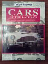 CARS OF THE LATE 60'S DAILY EXPRESS 1965-70 CATALOGUE BOOK AUTOCATALOGO