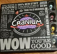 Cranium WOW You're Good Board Game 2007